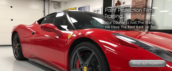 Paint Protection Film Training